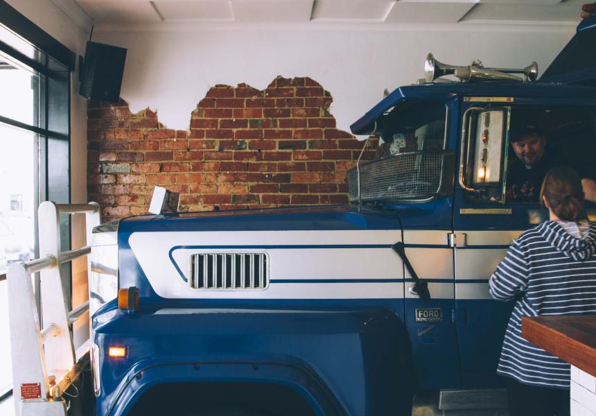 Truck Stop Deluxe, Werribee.