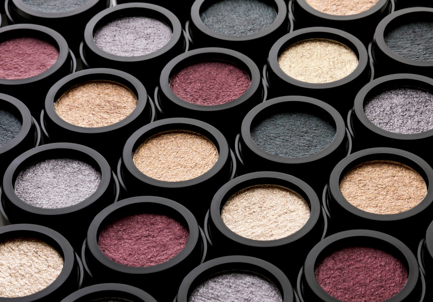 The llluminate Metallic Foil Eyeshadow