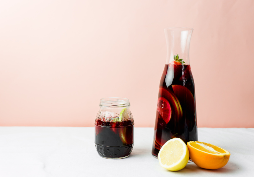Perfect for sangria.