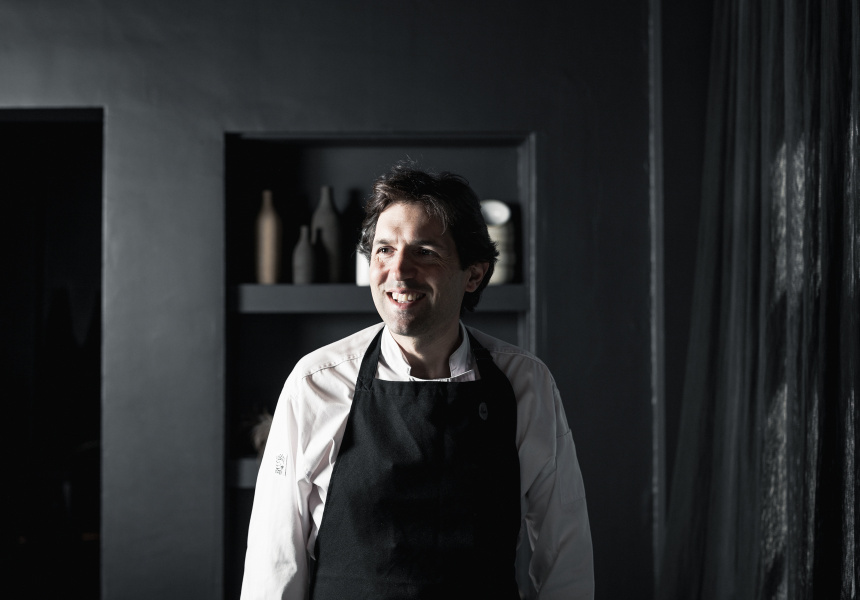 Ben Shewry, owner and chef of Attica
