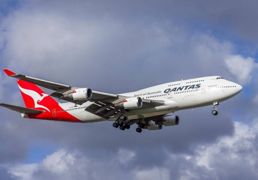 Qantas Is Giving You Netflix, Spotify AND Foxtel At 30000 Feet