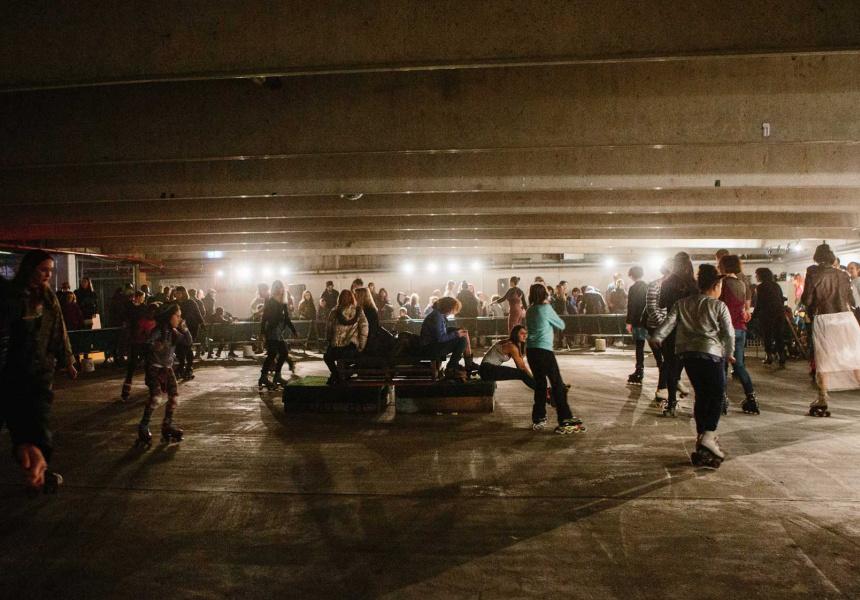 Collingwood Underground Roller Disco