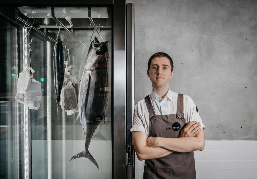 Fish Butchery's Josh Niland