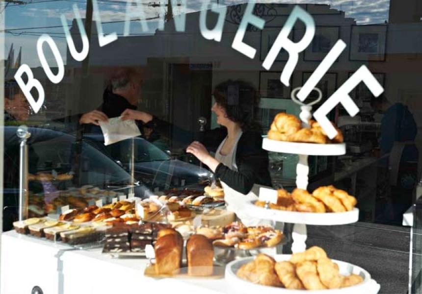 Parisian Patisserie Boulangerie