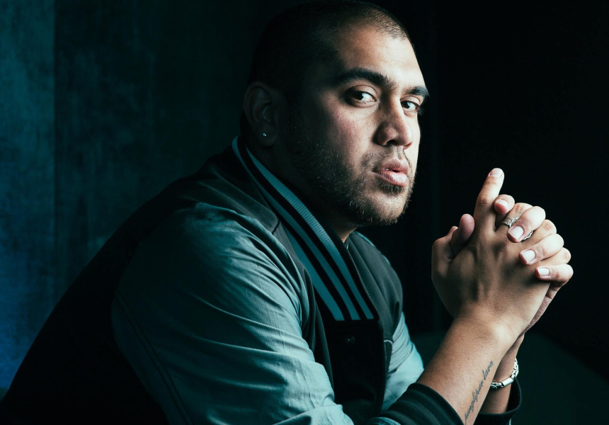 Omar Musa, who's appearing at the 2017 Queensland Poetry Festival