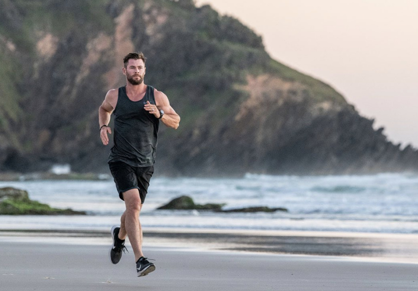 Chris Hemsworth offers free home workouts amid coronavirus lockdown