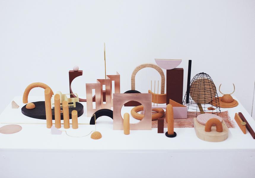 Binnekamers (Inside Spaces) by Hearth Collective's Alichia Van Rhijn
