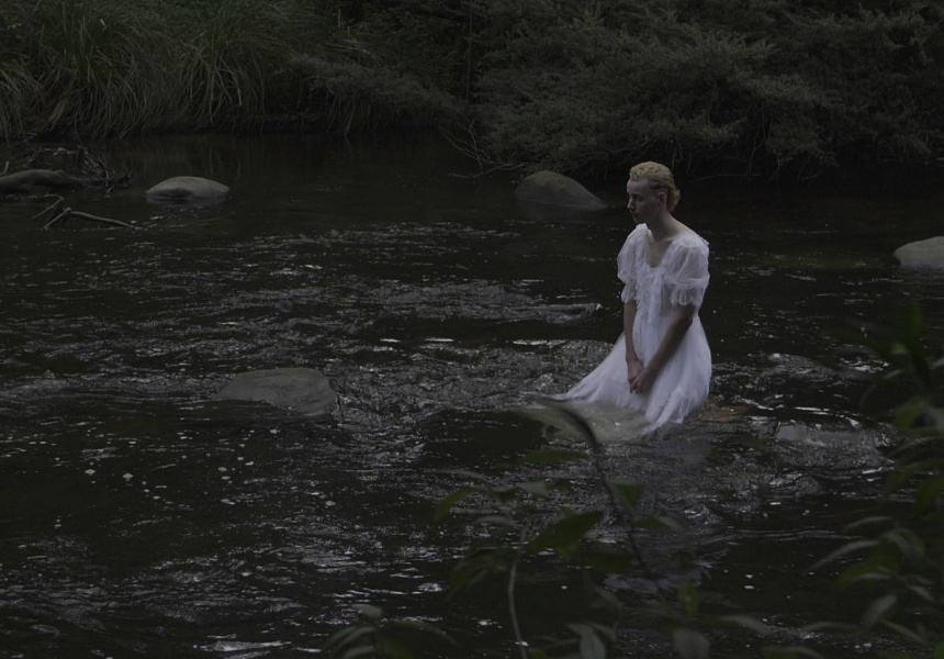 Video still 'Iamophelia', 2019