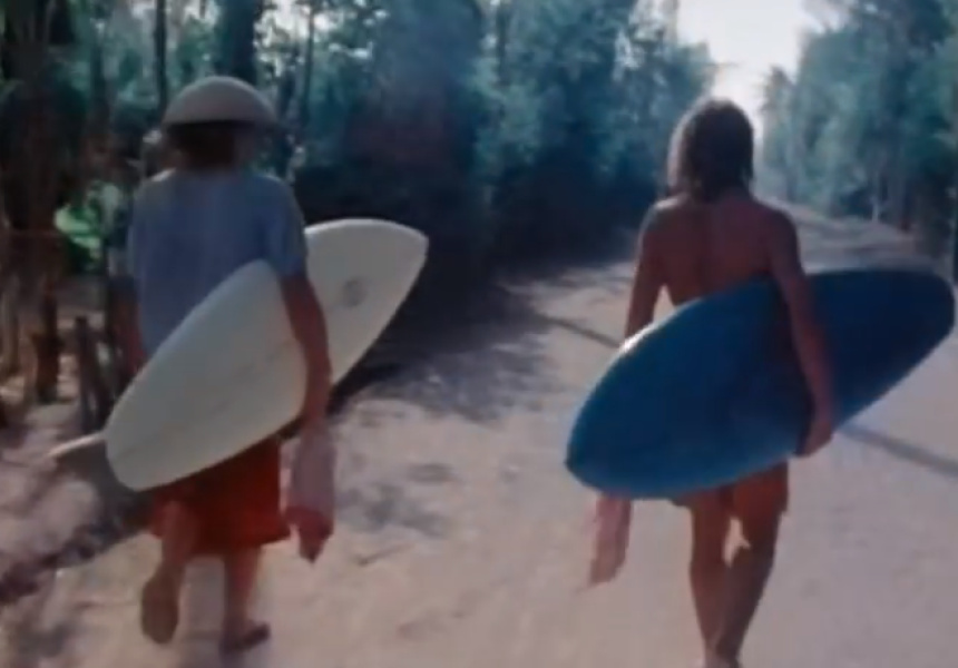 Morning of the Earth was the first surf movie to expose most Australians to the wonders of Bali.