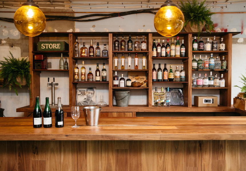 P&V Wine & Liquor Merchants