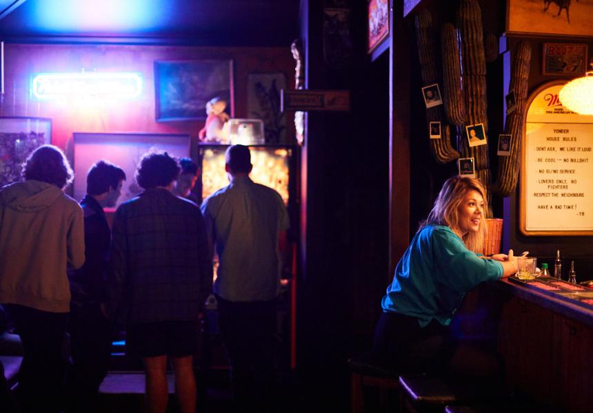 Yonder Bar Broadsheet