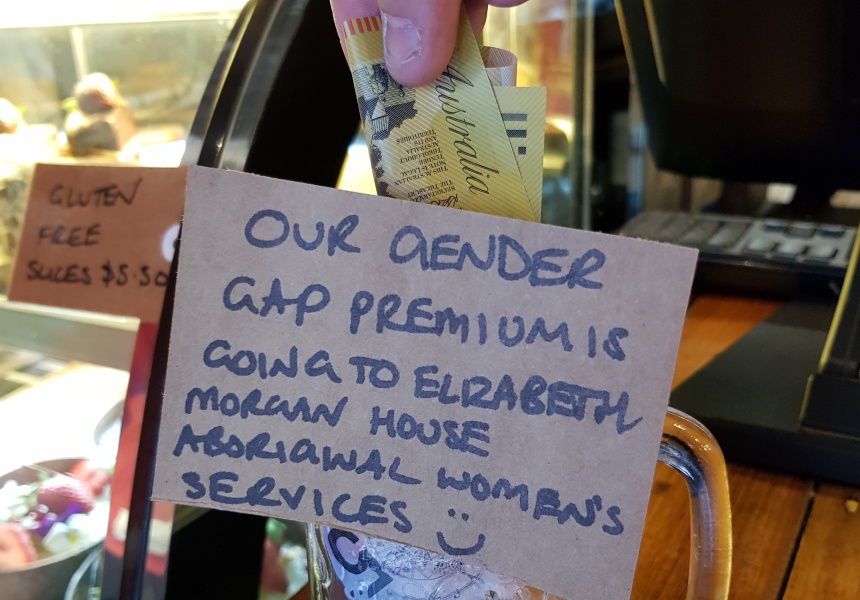 Cafe Owner Charges Men More To Raise Awareness To Gender Pay Gap