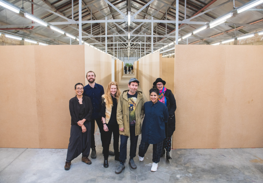 Carriageworks Team