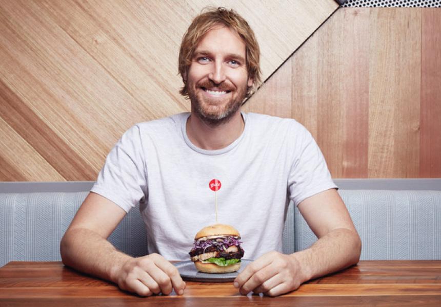 Chef Darren Robertson