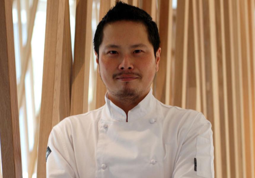 Yoshitaka Kojima (Sous-Chef Cuisine Francaise)