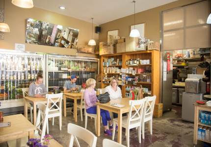 The Rathdowne Street Food Store Carlton North Vic