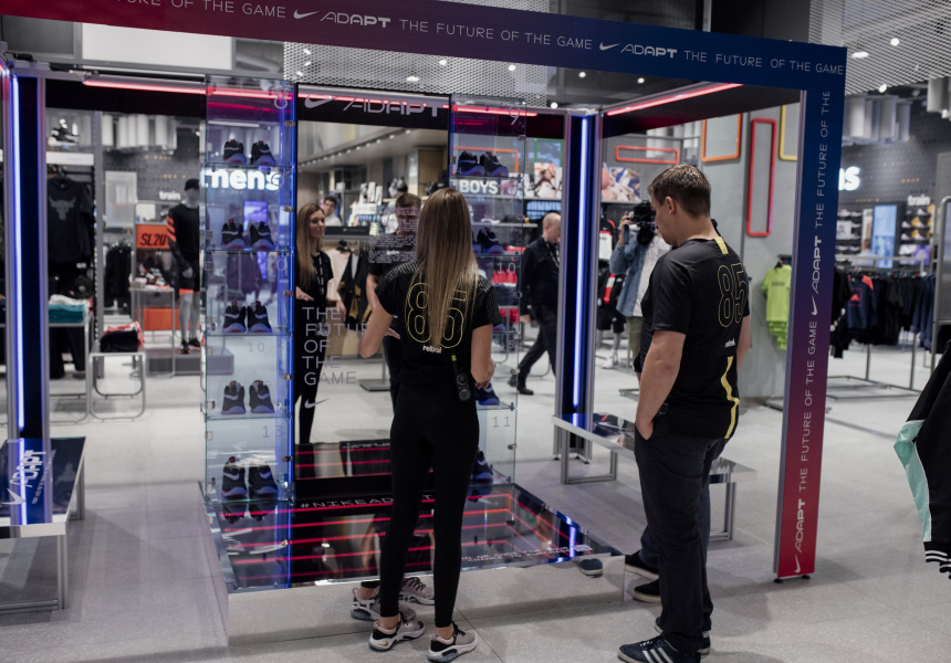 Rebel Is Opening Its First Sydney Rcx Store In Parramatta With Virtual Gaming And Hoops To Shoot