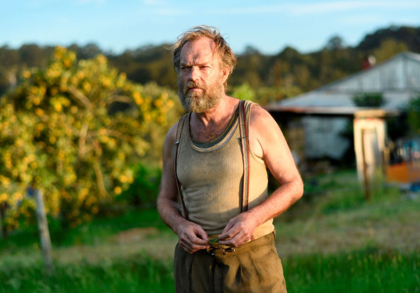 Hugo Weaving in Jasper Jones