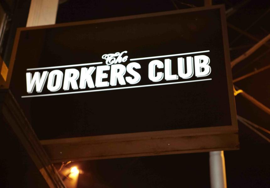 The Workers Club Fitzroy