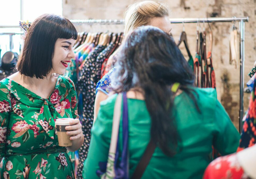 Finders Keepers Market 2014