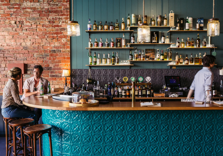 Buck Mulligan's: Irish Whiskey and Literature Specialists, Northcote