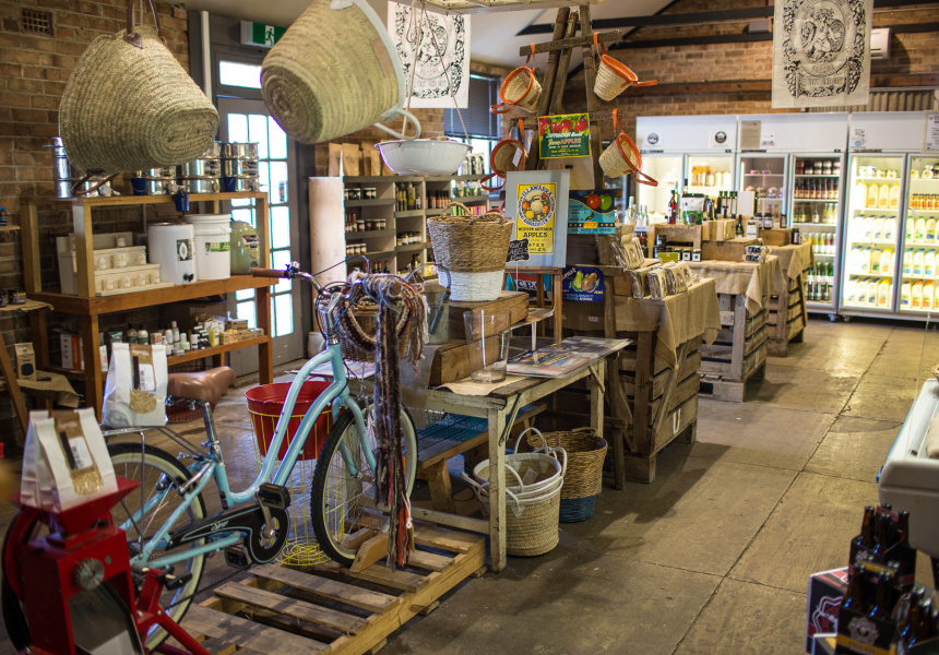 The Agrestic Grocer