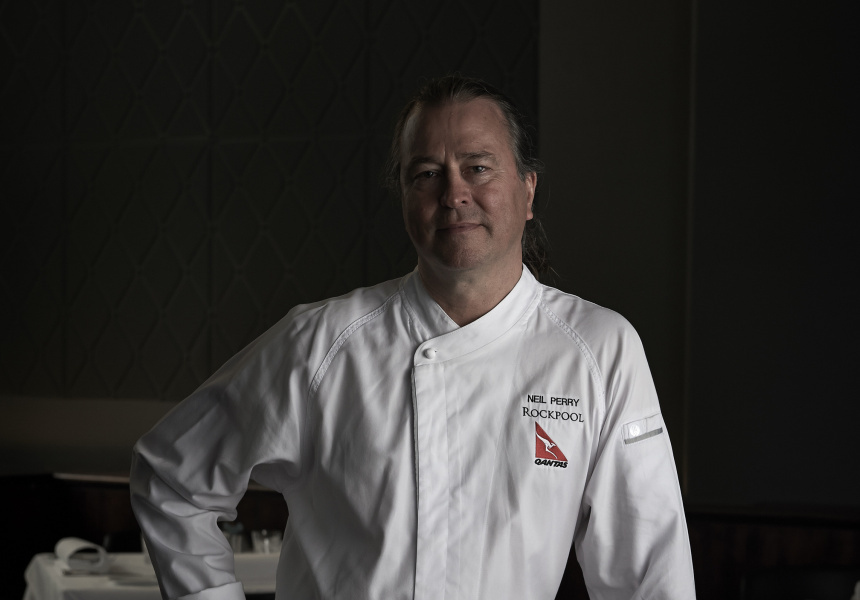 Neil Perry, Rockpool Bar & Grill