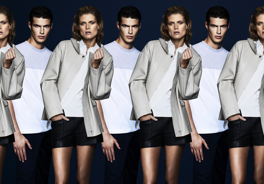 SS15 collection at Harrolds, Crown Towers.