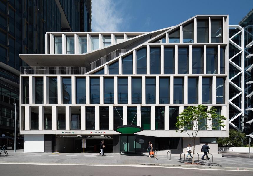 400 Barangaroo Avenue, Durbach Block Jaggers Architects