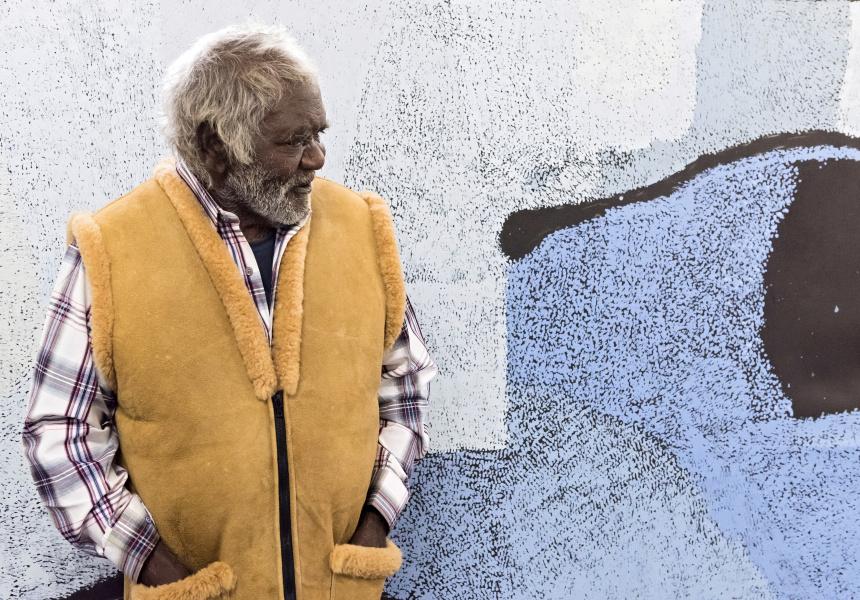 Pepai Jangala Carroll, Ernabella Arts, Pukatja, South Australia