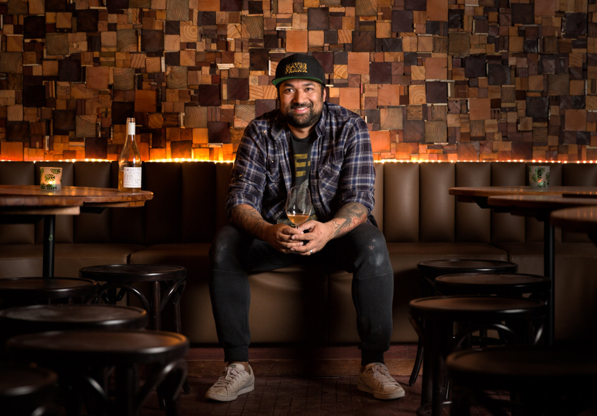 Pasan Wijesena, owner of Earl's Duke Joint and Jacoby's