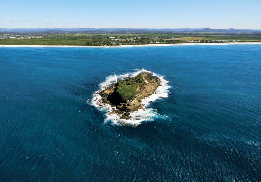 Mudjimba. Image via Tourism and Events Queensland.
