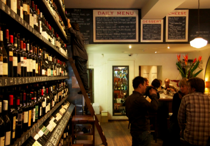 City Wine Shop, CBD.