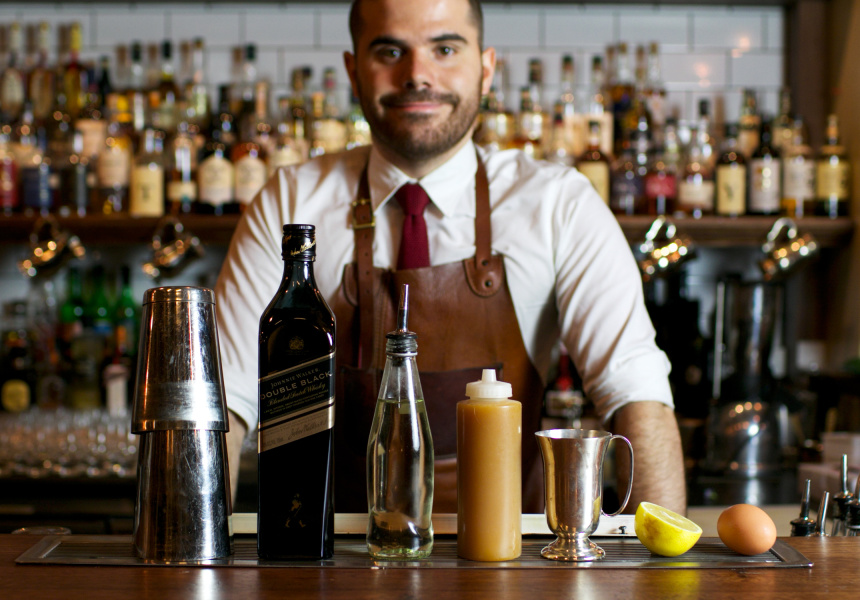 Jack Sotti, World Class Australian Bartender of the Year 2015