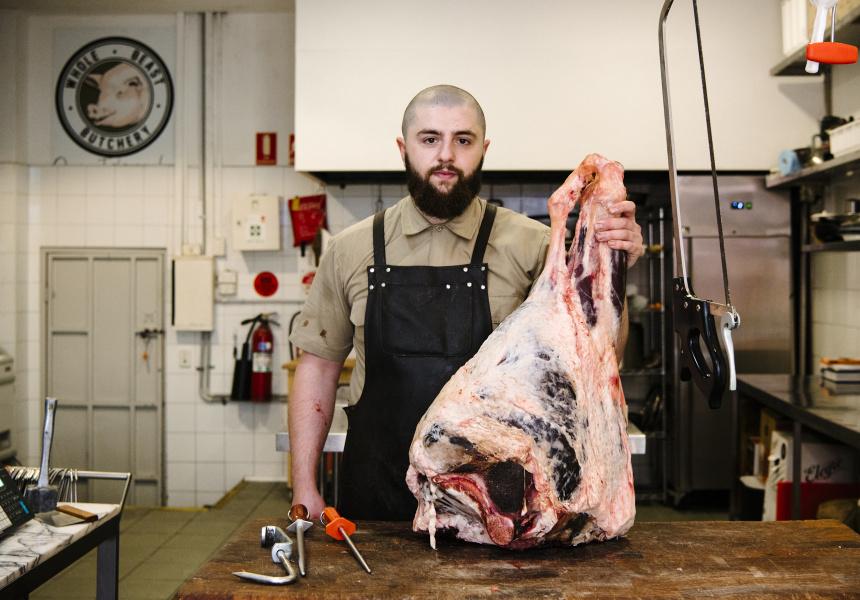 Whole Beast Butchery