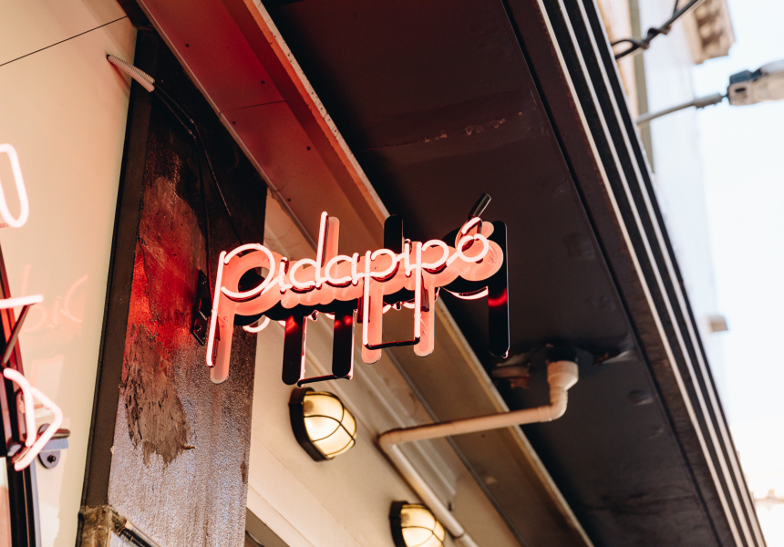 Pidapipo Degraves Street
