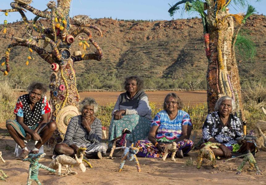 APY Art Centre Collective, Amata SA