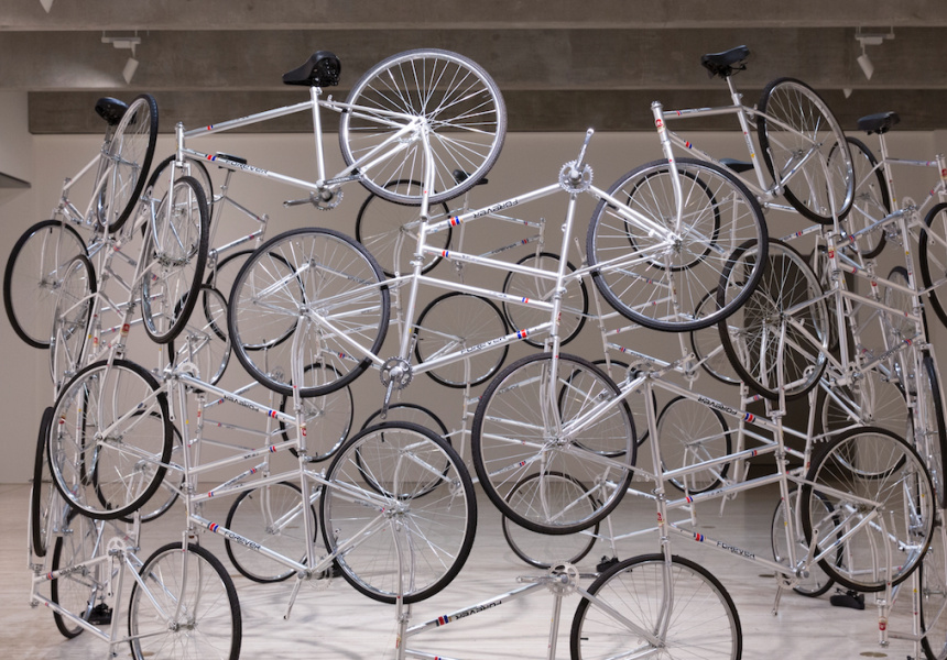 Ai Weiwei, Forever, 2003 (Primary Structures and Speculative Forms)
