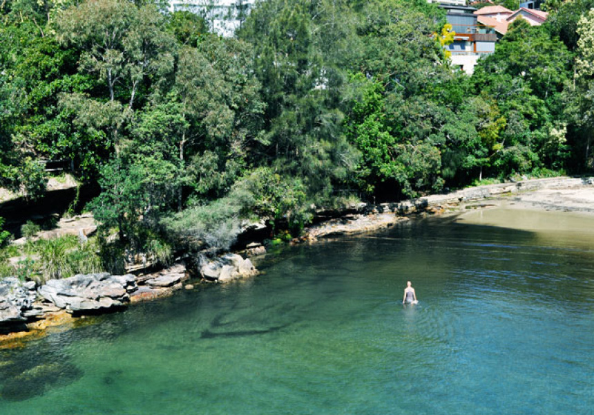 Parsley Bay, Vaucluse