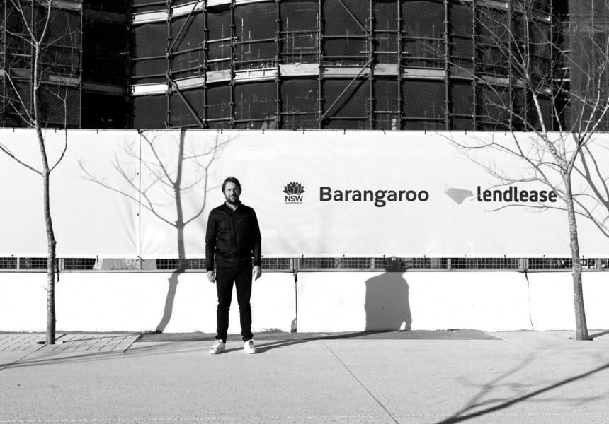 Rene Redzepi at Barangaroo