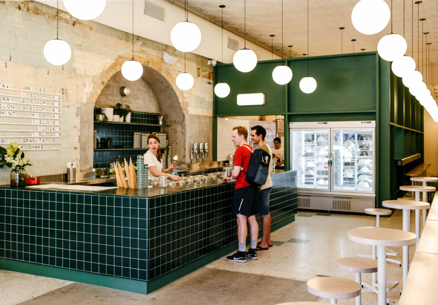 Piccolina Gelateria Collingwood
