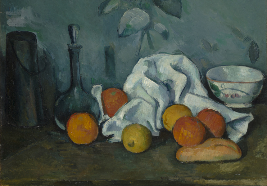 Paul Cézanne, 'Fruit' 1879/80