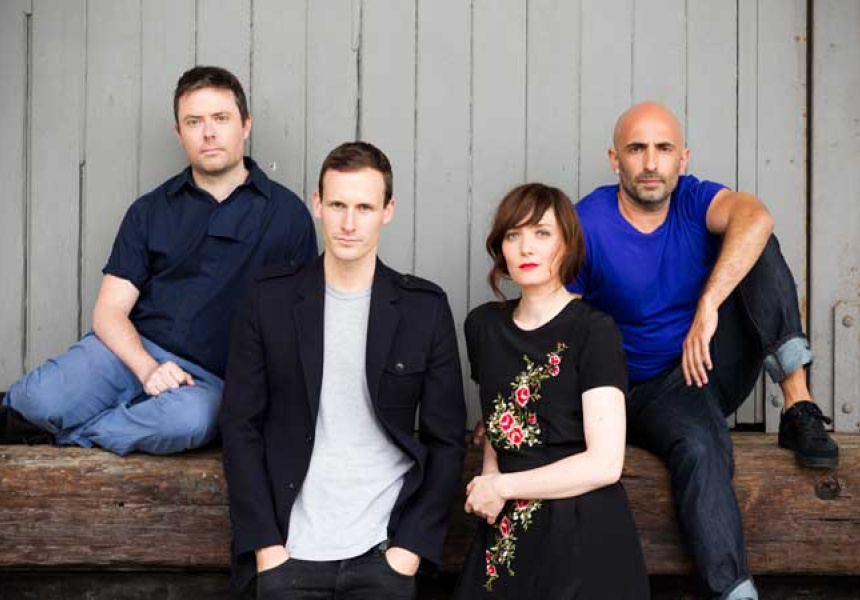 Nick Wales, Dion Lee, Sarah Blasko and Rafael Bonachela