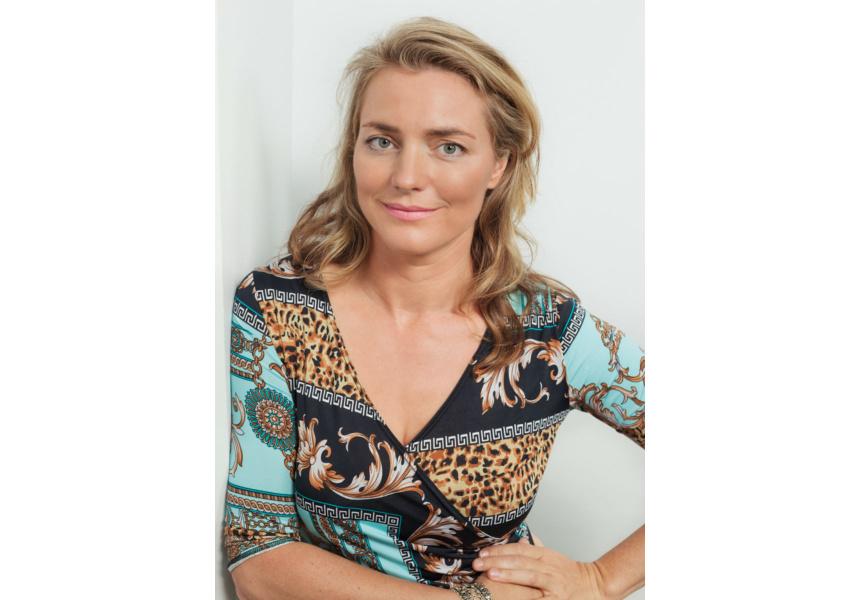 BLUE director, Karina Holden
