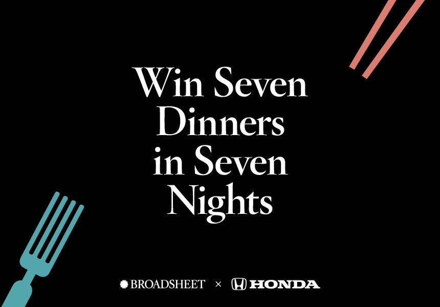 Seven Dinners in Seven Nights