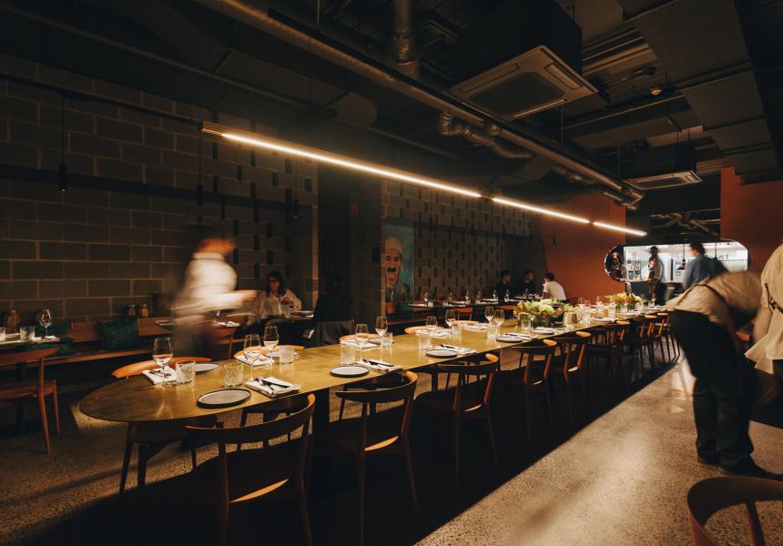 Yagiz x Fish Butchery Modern Turkish Diners