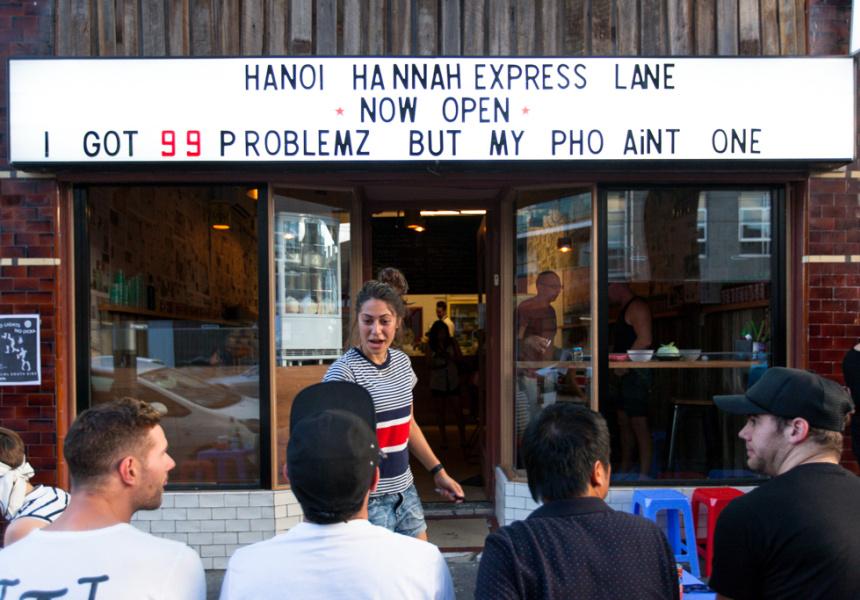 Hanoi Hannah
