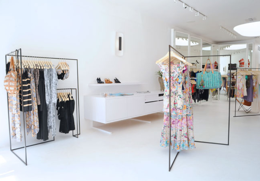 Zimmermann Lands Stateside With Its First Us Store