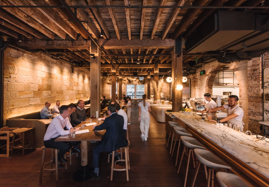 First Look Come For Breakfast And Stay For Cocktails At Grana In Heritage Listed Cbd Hub Hinchcliff House