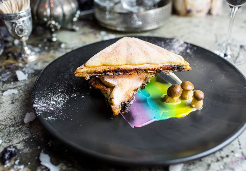 Here s a rainbow calamity a melbourne bar is now serving for Food bar rainbow moon